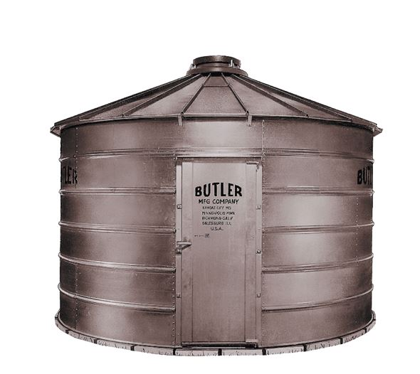 butler feed grain bin is an obsolete butler part