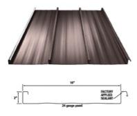 VSR II roof panel
