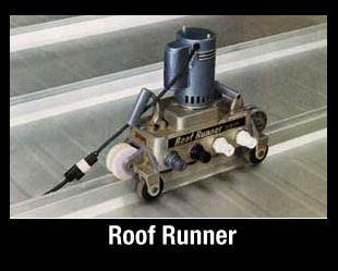 butler buildings roof runner