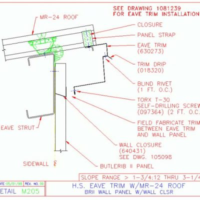 Butler Buildings Roof Systems Butler Building Parts Online