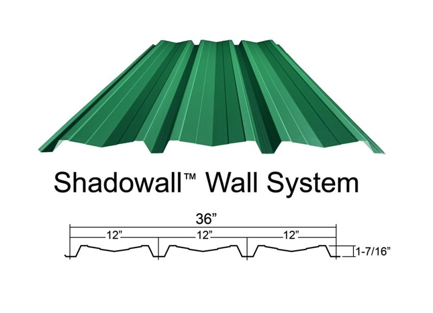 Shadowall Panel Shadowall System