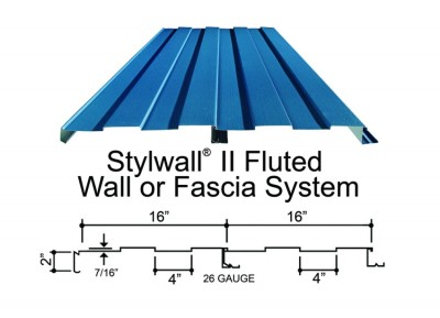 Stylwall Fluted
