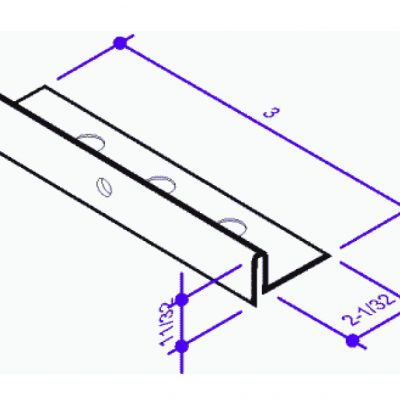 Stylwall Reinforcement Clip