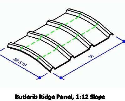 new style ridge